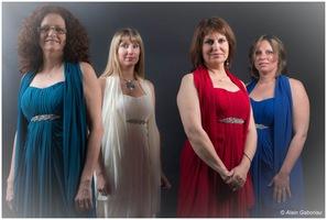 groupe vocal feminin ,divines,polyphonie ,chanson française,choeur,chorale,eric fourcadet