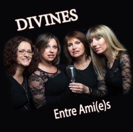 groupe vocal féminin ,divines,polyphonie ,chanson française,choeur,chorale,eric fourcadet, jazz vocal, gospel,music halL,CD